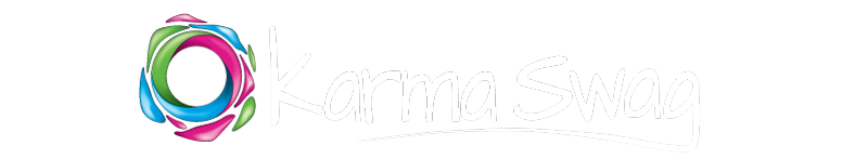 Karma Swag launch logo